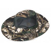 Ctsmartбыл AT8708 Мужской Многофункциональный Рыбалка прогулки шляпа Солнца Чёрный