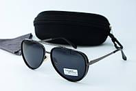 Солнцезащитные очки Cavaldi черные, фото 1