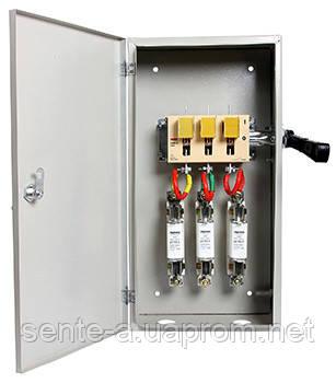 Ящик ЯРП-400А, рубильник разрывной BP32-37B31250 IP31