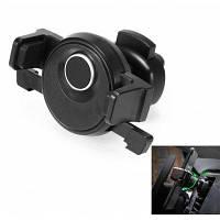 Автомобильный держатель для телефона на воздуховод / универсальный держатель для навигации телефона Чёрный