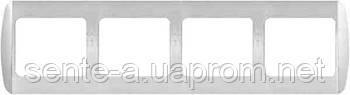 Рамка e.install.stand.frame.4.cer 4-местная