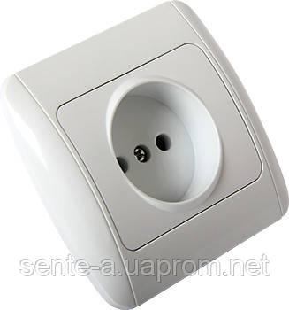 Розетка e.install.stand.813 без з/к