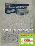 """Антиковзаючий килимок у ванну на присосках """"Морські зірки"""", синій, фото 6"""