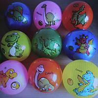 """Мяч 9"""" (Мяч 9"""" BT-PB-0092 животные микс видов 70г сетка)"""