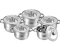 Набор посуды Krauff 10 предметов 26-242-006
