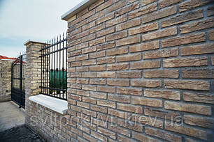 Кирпич ручной формовки S.Anselmo, Италия, фото 2