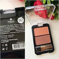 Румяна Parisa Cosmetics Duo Color Blush