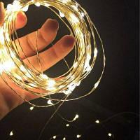 DengZhan 3М 30 Светодиоды медной проволоки газа свет 3 х 1.5 v АА батарея питание водонепроницаемый украшение для Рождественский фестиваль свадебная