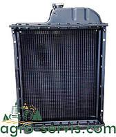Радиатор МТЗ-80, МТЗ-82 латунь 70У-1301010 (с латунными бачками)