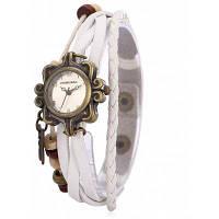 Ши Вэй Бао C8004 Кожаный ремешок Кварцевые женские часы