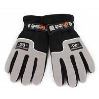 CTSmart AT8806 пара унисекс велосипедных перчаток с полными пальцами Серый