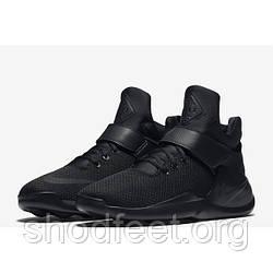 Чоловічі кросівки Nike Kwazi Mid All Black