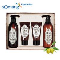 Гель, лосьон  для душа Somang Ecopure Olive Body