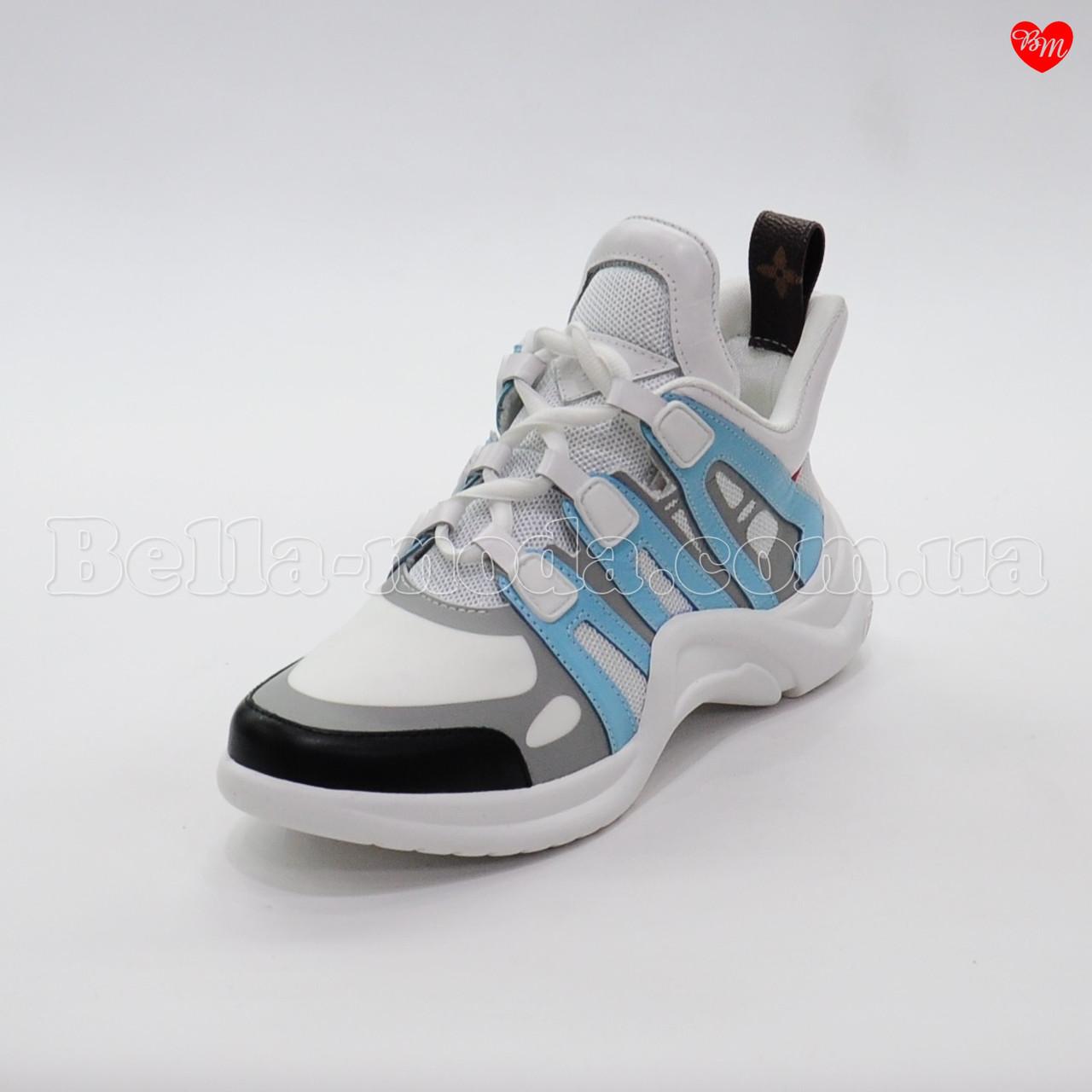f9c5c71eb0e4 Женские кроссовки высокие Louis Vuitton - интернет-магазин