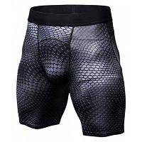 Тканевые эластичные короткие сухие шорты для мужчин 2XL