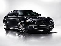 Защита картера двигателя Maserati Quattroporte 2003-