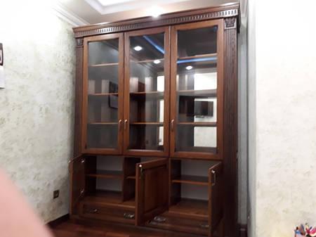 Шкаф для книг ВИВАЛЬДИ