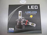 LED лампы X5 Lumіlеdѕ ZЕЅ - H7 - альтернатива ксенону в рефлекторную оптику.
