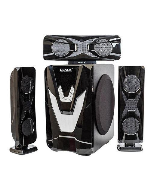 Акустическая система DJACK DJ-Y 3L 3.1 Bluetooth
