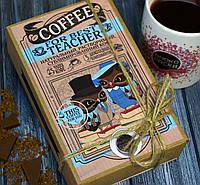 Кофейный набор с шоколадом FOR TEACHER