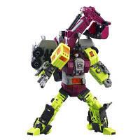 Игрушка для малышей NBK Vigorous Robots для детей Цветной