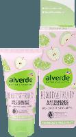 Масло для лица  Alverde Tagespflege Beauty & Fruity Mattierende Pflegecreme Bio-Limette Bio-Apfel