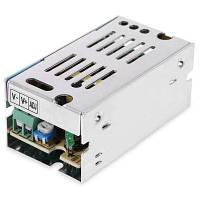 Трансформатор освещения драйвер светодиодного источника питания с корпусом из алюминиевого сплава 5В 2A Серебристый