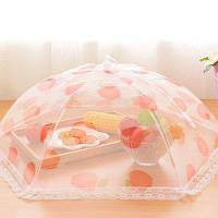 Flies Insect Proof Food Net Cover Кухонный помощник Легкий, но полезный инструмент 混合 色 (Colormix)