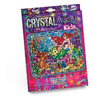 Мозаика стразами (алмазами) Русалочка, детская серия (CRMk-01-05)