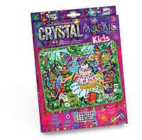 Мозаика стразами (алмазами) Торт, детская серия (CRMk-01-08)