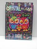 Мозаика стразами (алмазами) Торт, детская серия (CRMk-01-08), фото 5