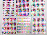 Мозаика стразами (алмазами) Феи-бабочки, детская серия (CRMk-01-09), фото 2