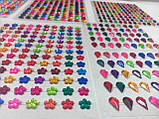 Мозаика стразами (алмазами) Феи-бабочки, детская серия (CRMk-01-09), фото 6