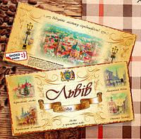 """Шоколадная плитка """"Львів"""" AM"""