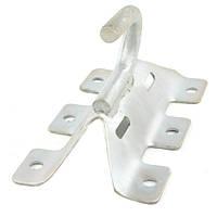 Крюк универсальный на опору под банд. ленту/столб (оцинкованный)