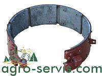 Лента тормоза стояночного Т 150 151.46.011-1 на трактор Т-150 ХТЗ