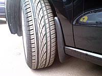 Брызговики Renault Logan (04-) (Рено Логан) (2 шт) задние (Lada Locker)