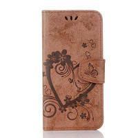 На главную Отказ от ответственности Сердечный цветок Кошелек Кожаный подставка для сотового телефона с магнитом для iPhone 6S / 6