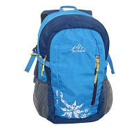 Рюкзак для путешествий пеших прогулок Синий