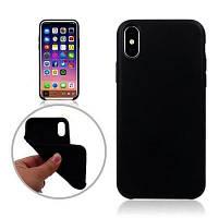 Защитный чехол с защитой от царапин с защитой от царапин для iPhone X Чёрный