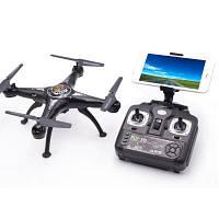 X5SW-1 RC Drone RTF с 2,0-мегапиксельной камерой HD One Key Auto-return APP Control Чёрный