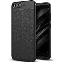 ASLING Lichee Skin Dirt-proof Case для Xiaomi Mi Примечание 3 Чёрный