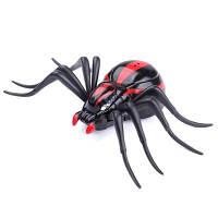 Инфракрасный пульт дистанционного управления Реалистичный Mock Fake Spider RC Игрушка Шутка Насекомые Шутка Страшные ошибки Trick для вечеринки