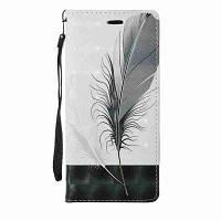 Новый стиль Магнитные 3D тиснением окрашенные Pu телефон чехол для Samsung Galaxy Note 8