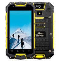 Snopow M5P 4G смартфон 4G на открытом воздухе Жёлтый