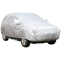Защитный чехол на автомобиль с защитой от пыли / дождя / солнца пыленепроницаемый солнцезащитный дожденепроницаемый тент на автомобиль M