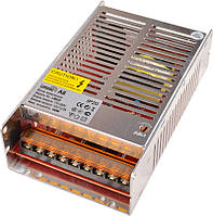 _Блок питания для светодиодной ленты металл LEMANSO 150W 12V IP20 / LM825 165x99x44mm