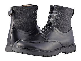 Ботинки/Сапоги (Оригинал) Birkenstock Timmins High Black Leather