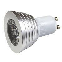 SUPli GU10 RGB Светодиодная Лампа 16 Цветный Светодиодный Прожектор AC 85-265V RGB
