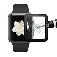 Hat-Принц Защитная пленка для Apple Watch Series 1/2 42mm Чёрный